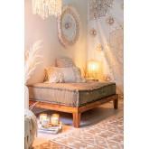 Double Cushion for Modular Sofa in Cotton Dhel, thumbnail image 1