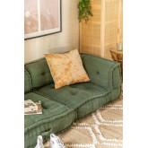 Cotton  Modular Corner Sofa Dhel, thumbnail image 1