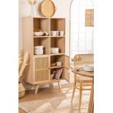 Ralik Style Wooden Cupboard, thumbnail image 2