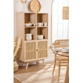 Ralik Style Wooden Cupboard, thumbnail image 1