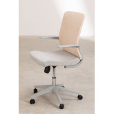 Office Chair with casters Yener , thumbnail image 3