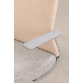 Office Chair with casters Yener , thumbnail image 5
