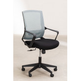Office Chair with Wheels Work Colors, thumbnail image 4