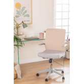 Office Chair with casters Yener , thumbnail image 1