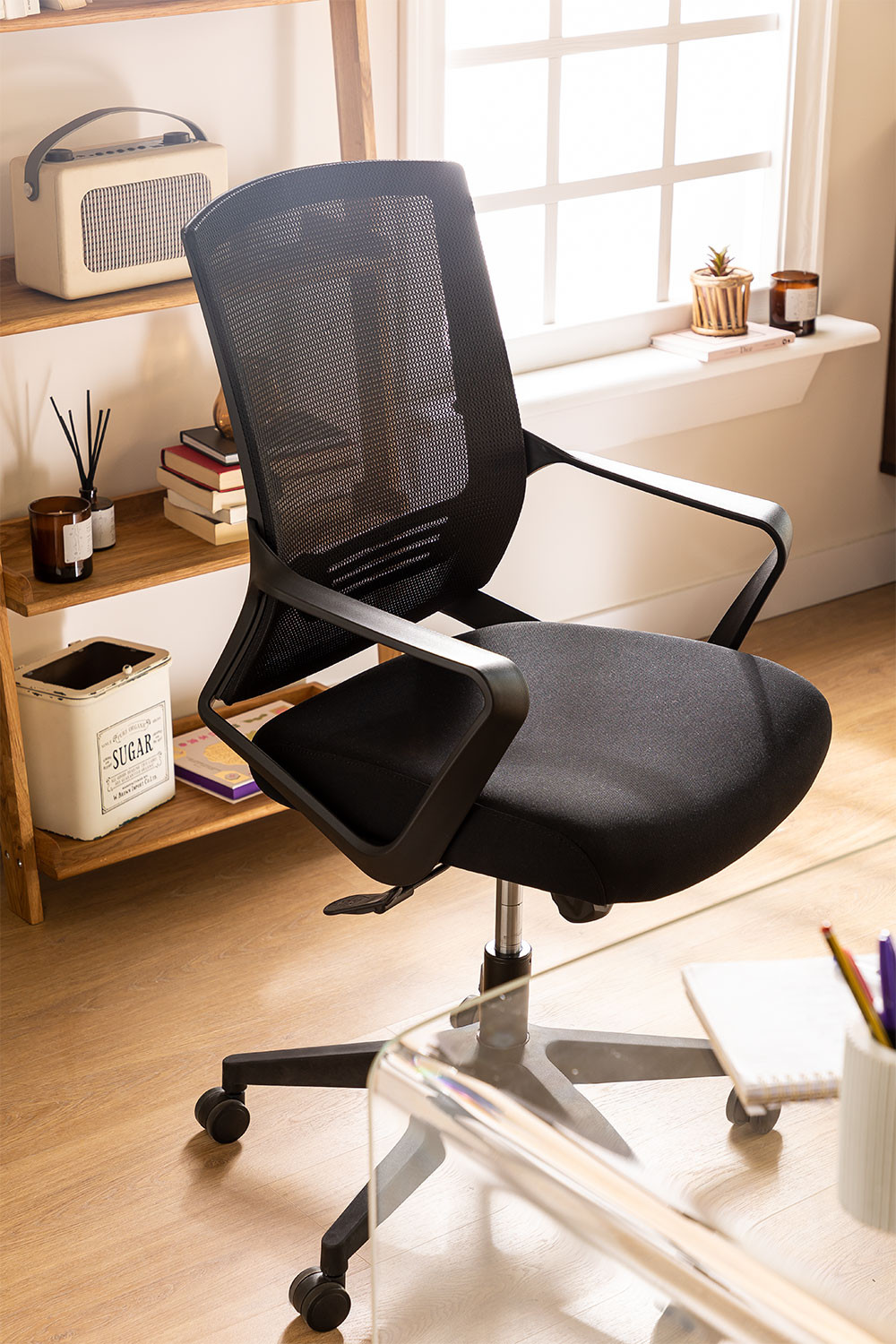 Office Chair with Wheels Work, gallery image 1