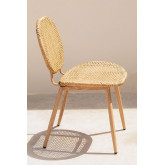 Synthetic Wicker Garden Chair Mity, thumbnail image 3