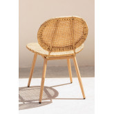Synthetic Wicker Garden Chair Mity, thumbnail image 4