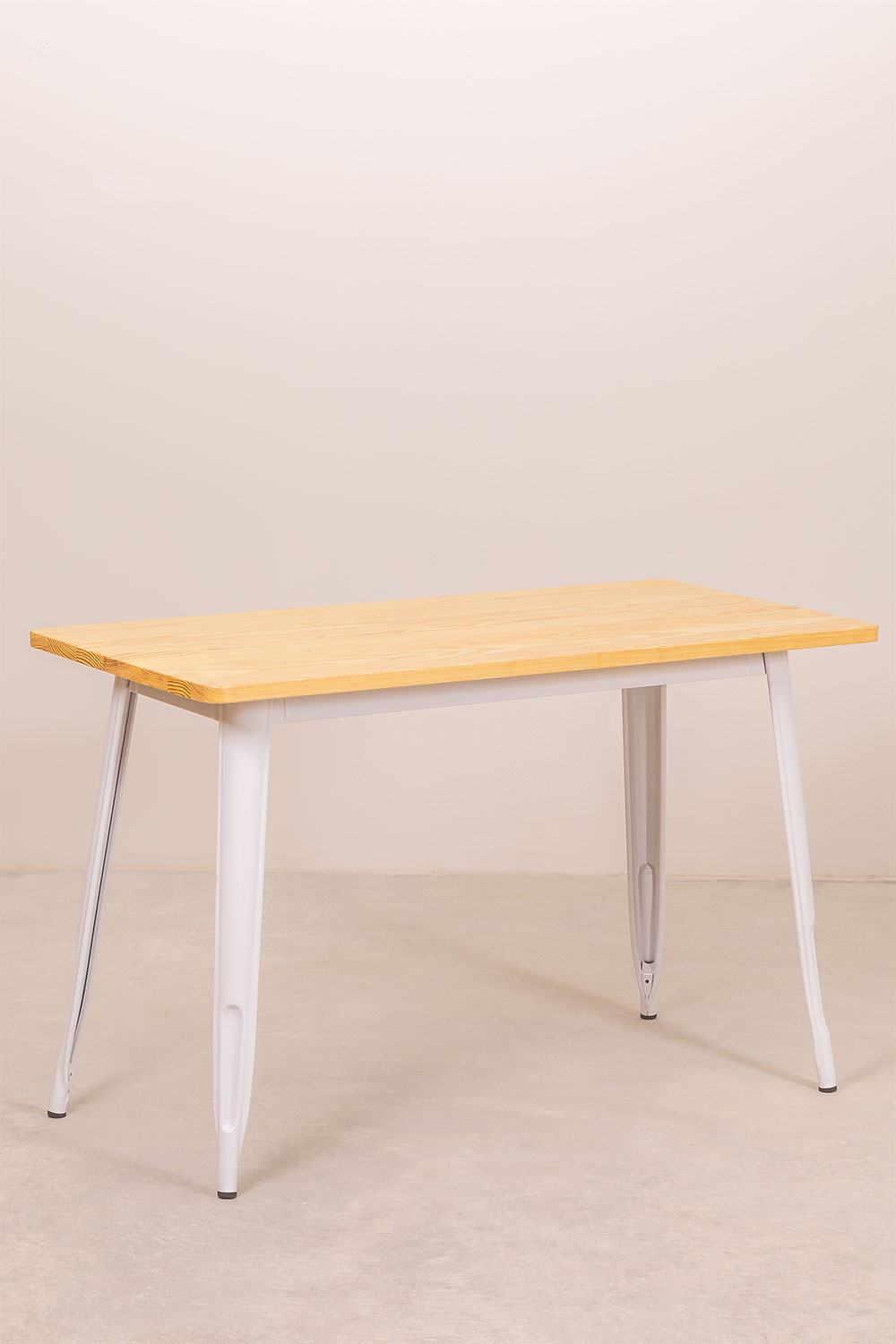 Wooden LIX Table (120x60), gallery image 1
