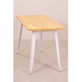 Wooden LIX Table (120x60), thumbnail image 3