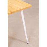 Wooden LIX Table (120x60), thumbnail image 4