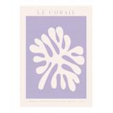 Decorative Sheet (50x70 cm) Corail, thumbnail image 2