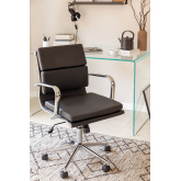 Office Chair on caster Fhöt, thumbnail image 1