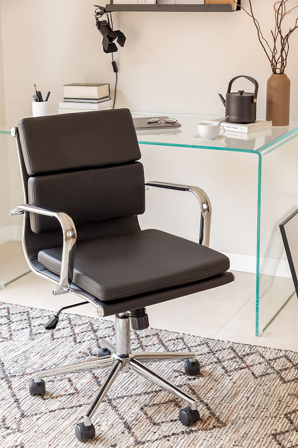 Office Chair on caster Fhöt, gallery image 1
