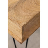 Tital Recycled Wood Nightstand, thumbnail image 6
