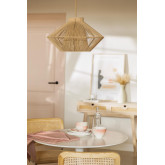 Cotton Rope Ceiling Lamp Ufo, thumbnail image 2