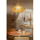 Cotton Rope Ceiling Lamp Ufo, thumbnail image 1