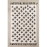 Cotton Rug (209x122 cm) Zuul, thumbnail image 1