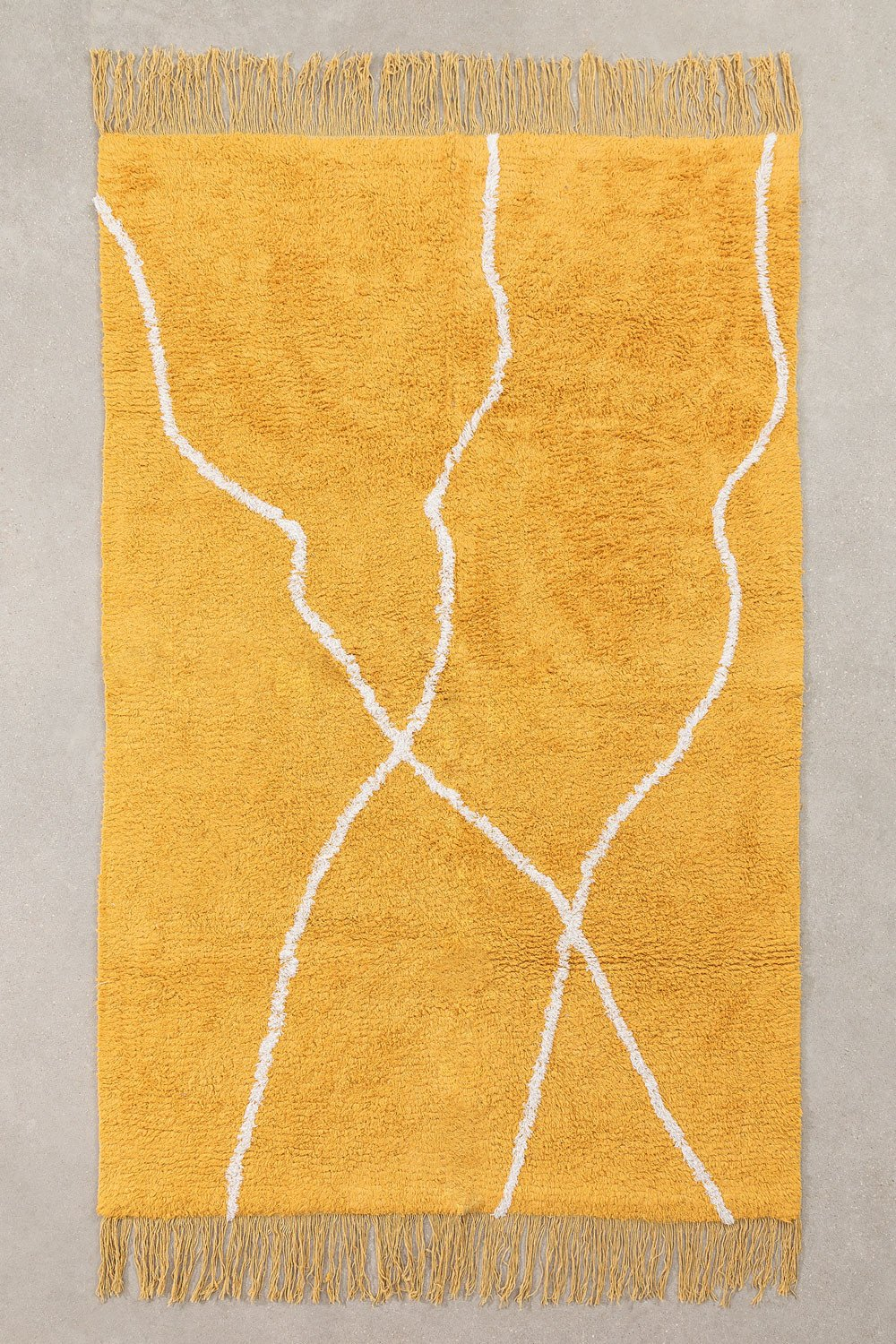 Cotton Rug (185x120 cm) Kaipa, gallery image 1