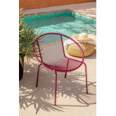 Pack 2 Armchairs for Garden Dylha, thumbnail image 1