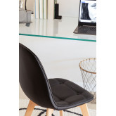 Capitoné Nordic Sk Dining Chair , thumbnail image 2