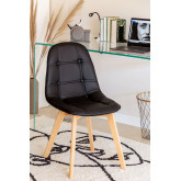 Capitoné Nordic Sk Dining Chair , thumbnail image 1