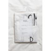 Shower Curtain with Magic System in Greati Fabric, thumbnail image 6