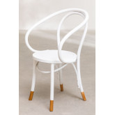 Teno Chair with Armrests, thumbnail image 2