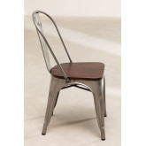 Brushed Wooden LIX Chair, thumbnail image 3