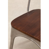 Brushed Wooden LIX Chair, thumbnail image 6