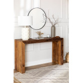 Recycled Wood Console  Ribe, thumbnail image 1