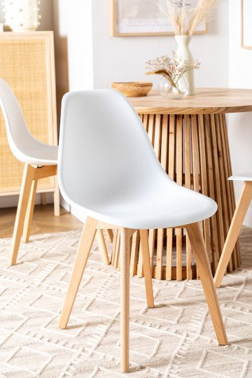 Nordic Brich Scand Chair