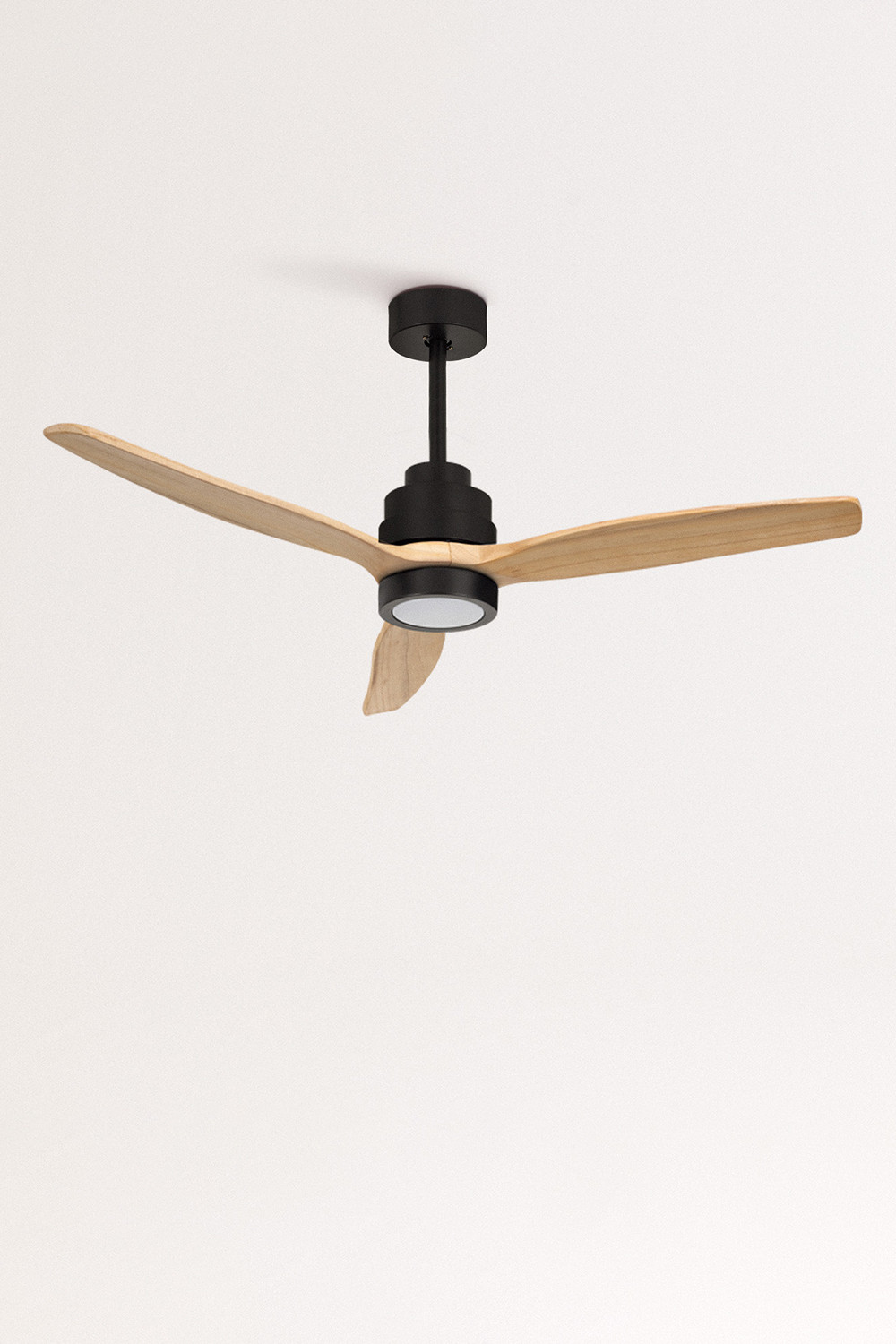 WINDSTYLANCE DC BLACK - Ceiling Fan with Light - Create, gallery image 1