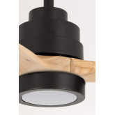 WINDSTYLANCE DC BLACK - Ceiling Fan with Light - Create, thumbnail image 3