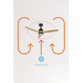 WINDSTYLANCE DC BLACK - Ceiling Fan with Light - Create, thumbnail image 6