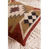 Isset Square Cotton Cushion (45x45 cm) , thumbnail image 3