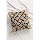 Kiply Square Cotton Cushion (50x50cm) , thumbnail image 1