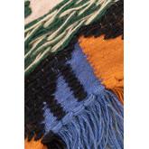 Mays Cotton and Jute Cushion Cover, thumbnail image 3