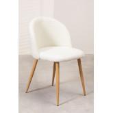 Kana Fabric Upholstered Dining Chair, thumbnail image 2