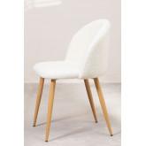 Kana Fabric Upholstered Dining Chair, thumbnail image 3