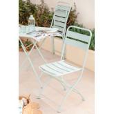 Janti Folding Garden Chair, thumbnail image 1