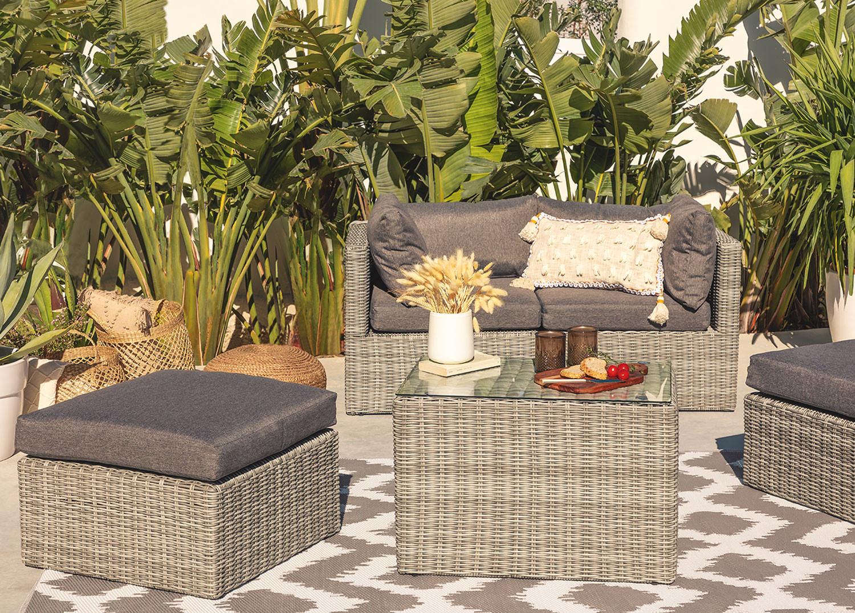 Corner Sofa &  Dambo  Set, gallery image 1