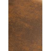 Glamm Leatherette Desk Chair, thumbnail image 6