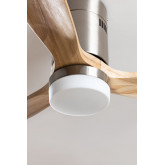 WINDCALM DC STYLANCE NICKEL - Ceiling Fan with Light - Create, thumbnail image 4