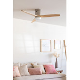 WINDCALM DC STYLANCE NICKEL - Ceiling Fan with Light - Create, thumbnail image 1