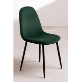 PACK 4 Glamm Velvet Chairs, thumbnail image 2