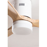 WINDCALM DC STYLANCE WHITE - Ceiling Fan with Light - Create, thumbnail image 4