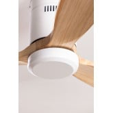 WINDCALM DC STYLANCE WHITE - Ceiling Fan with Light - Create, thumbnail image 5