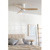 WINDCALM DC STYLANCE WHITE - Ceiling Fan with Light - Create, thumbnail image 1