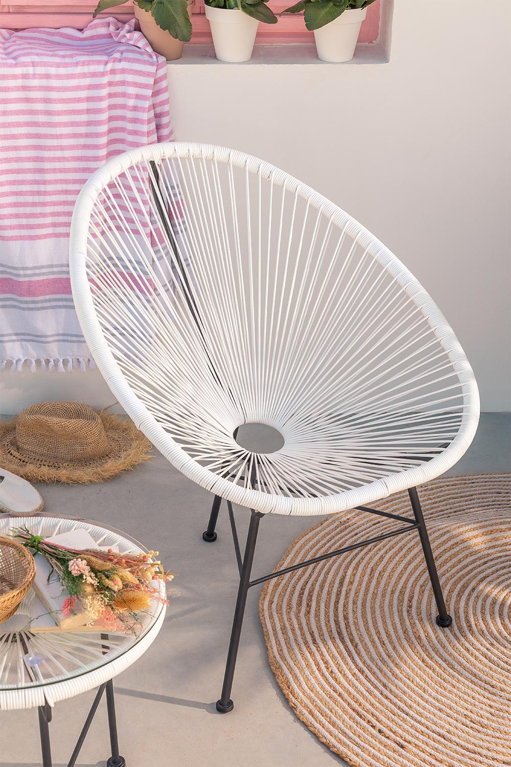 Pack 2 New Acapulco Chairs, gallery image 1