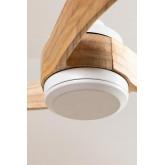 WINDLIGHT CURVE DC - Ultra-quiet 40W DC ceiling fan - Create, thumbnail image 5